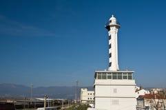 Rijeka lighthouse Stock Images
