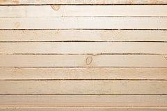 Rijen van planken Royalty-vrije Stock Foto's