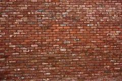 Rijke bakstenen muur Stock Foto's