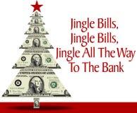 Rijke Kerstmis Royalty-vrije Stock Afbeeldingen
