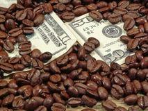 Rijke Koffie Royalty-vrije Stock Foto's