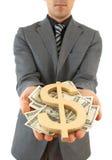 Rijke zaken Stock Foto