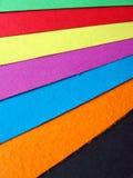 Rijken in kleur Stock Foto's