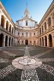 Rijksarchieven, Rome, Italië. Royalty-vrije Stock Fotografie