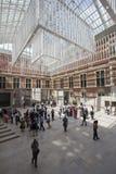 Rijksmuseum在阿姆斯特丹 免版税库存照片