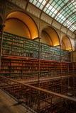 Rijksmuseum,阿姆斯特丹老图书馆  库存照片
