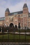 Rijksmuseum Royaltyfri Foto