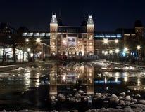 Rijksmuseum royaltyfri bild