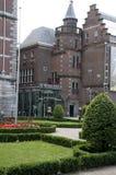 Rijksmuseum Amsterdão holland Fotos de Stock Royalty Free