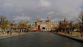 Rijksmuseum Amsterdam Fotografie Stock