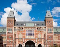 Rijksmuseum Amsterdam Stock Photos