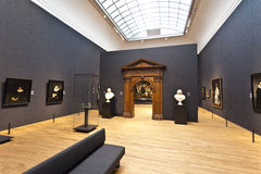 Rijksmuseum Amsterdam - Main exhibition hall Stock Photo