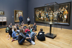 Rijksmuseum stock photos