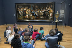 Rijksmuseum royalty free stock photos