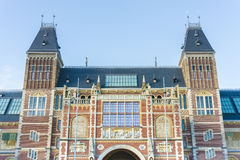 Rijksmuseum in Amsterdam, Netherlands. Stock Images