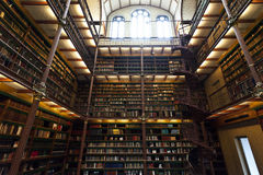Rijksmuseum Amsterdam - Newly Opened Library Royalty Free Stock Photos