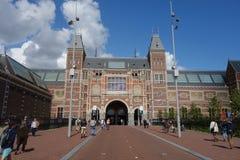 Rijksmuseum Amsterdam (State Museum) Stock Photos