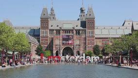Rijksmuseum I Amsterdam clips vidéos