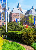 Rijksmuseum - National Museum, Amsterdam Royalty Free Stock Image