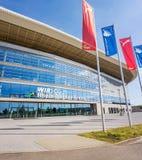Rijn-Neckar Arena, Sinsheim Stock Afbeeldingen