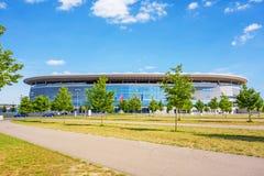 Rijn-Neckar Arena, Sinsheim Royalty-vrije Stock Foto's