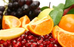 Rijp fruit Stock Afbeelding