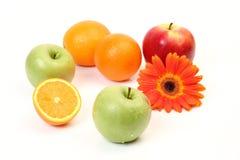 Rijp fruit Royalty-vrije Stock Foto's