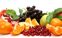 Rijp fruit Stock Foto's