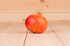 Rijp granaatappelfruit Stock Foto