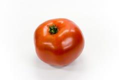 Rijp rundvlees tomato.close omhoog Royalty-vrije Stock Foto