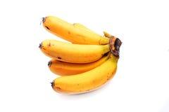 Rijpe banaan Stock Foto's