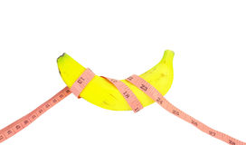 Rijpe banaan Stock Foto