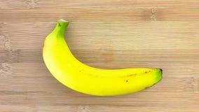 Rijpe banaan Stock Afbeelding