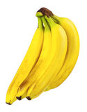 Rijpe bananen Stock Foto's