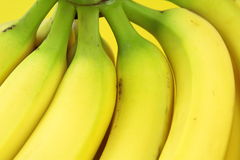 Rijpe bananen Royalty-vrije Stock Afbeelding