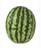 Rijpe en sappige watermeloen Stock Foto's