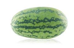 Rijpe gele watermeloen stock foto's