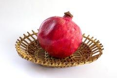 Rijpe granaatappel Royalty-vrije Stock Afbeeldingen