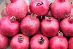 Rijpe granaatappels. Royalty-vrije Stock Afbeelding