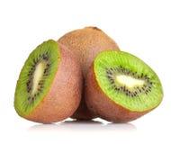 Rijpe het fruit van de kiwi Royalty-vrije Stock Afbeeldingen