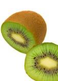 Rijpe kiwi Stock Afbeelding