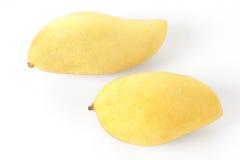 Rijpe mango's   Stock Afbeelding