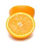 Rijpe oranje vruchten Royalty-vrije Stock Foto's