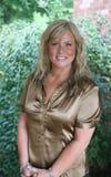 Rijpe professionele vrouw Stock Foto