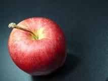 Rijpe rode appel Stock Afbeeldingen