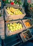 Rijpe vruchten royalty-vrije stock foto