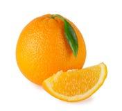 Rijpe zoete sinaasappel Royalty-vrije Stock Afbeelding