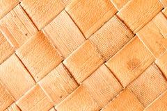 Rijs geweven patroonachtergrond Stock Afbeeldingen