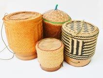 Rijs op rijst (Kratip-rijst) Stock Fotografie