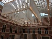 Rijskmuseum-Eingangs-Decke lizenzfreie stockfotografie